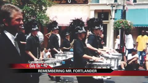 Michiana couple remembers long time band director
