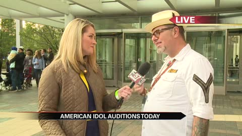 Michiana Idol hopefuls now in Chicago for American Idol auditions