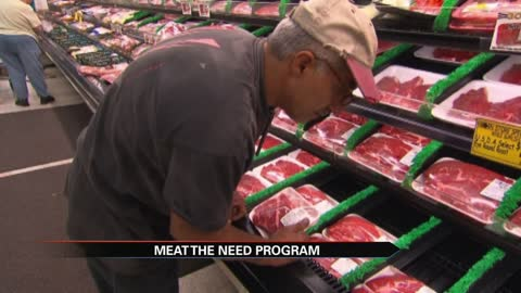"Michiana butchers lending a helping hand for ""Meat the Need"" program"