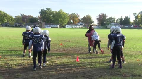 Michiana Pop Warner football gearing up for title game