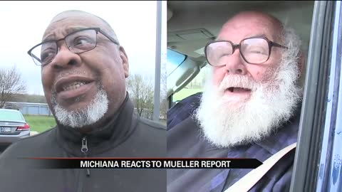 Michiana reacts to release of Mueller report