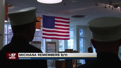 Michiana remembers 9/11