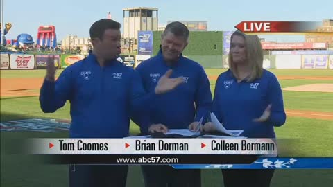 Michiana family makes South Bend Cubs apparel