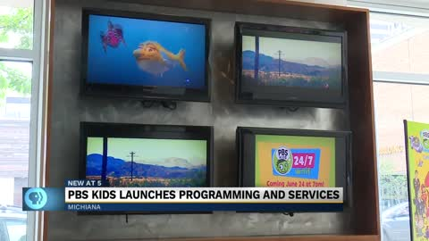 Michiana's PBS station launches channel dedicated to kids
