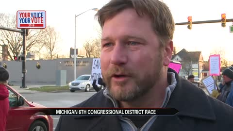 Southwest Michigan voters vote for 6th Congressional District seat