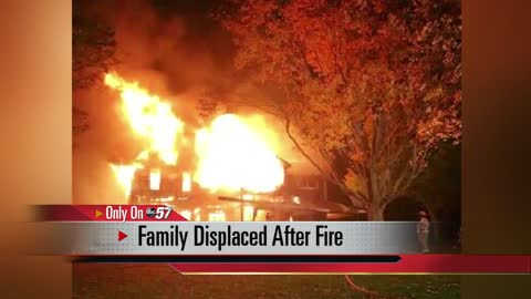 Michigan community steps up after family's home is destroyed in fire