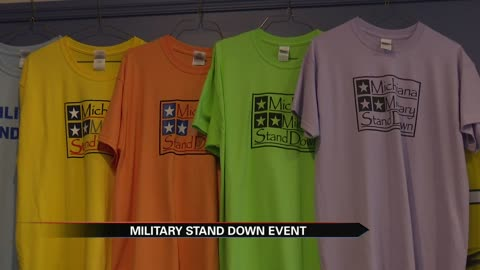 Michiana Stand Down connects veterans to each other, community resources