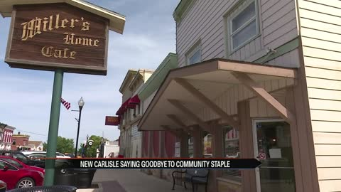 58-year-old New Carlisle restaurant closes