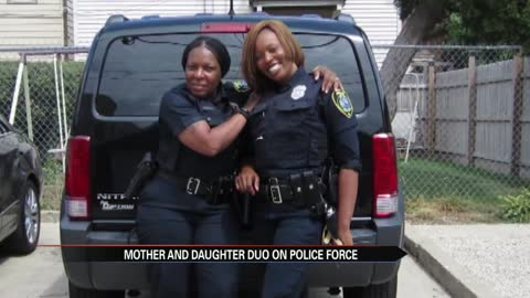 Milwaukee PD salutes Mother's Day with a special pair