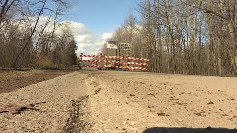 Minor delays, street closures due to Berrien County bridge repairs