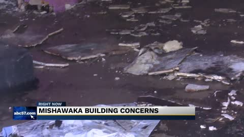 Abandoned building raising safety concerns in one St. Joseph County neighborhood