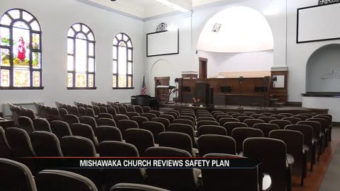 Mishawaka church prays for Texas, reflects on own security plan