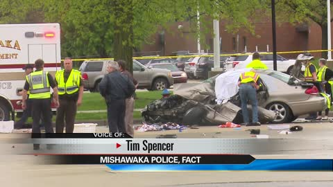 Police identify man killed in crash on N. Main Street in Mishawaka