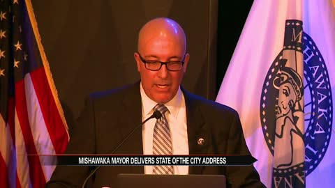 Mishawaka Mayor delivers State of the City address