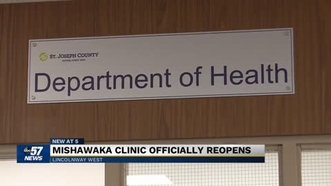 Mishawaka health clinic on Lincolnway West reopens