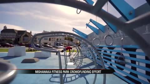 Mishawaka looks to build free outdoor fitness facility in Central Park