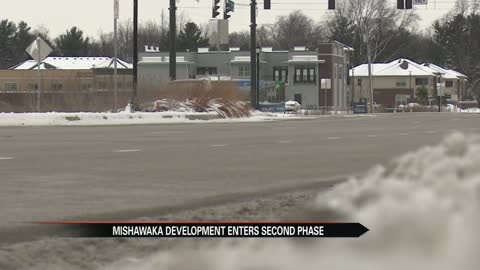 Mishawaka mixed-use development enters second phase