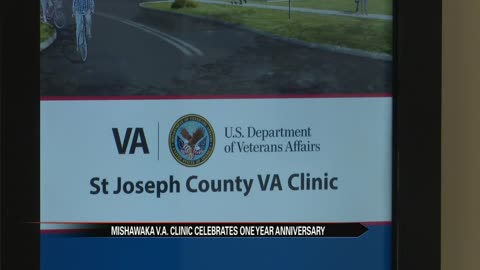 Mishawaka VA Clinic celebrates one year of service