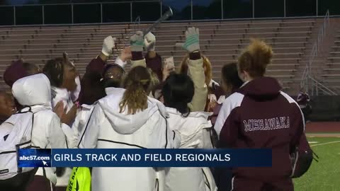Mishawaka wins first Regional championship in girls track; local athletes make State