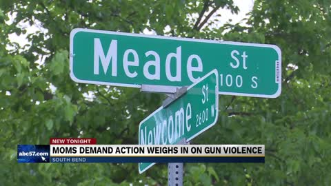 'Moms Demand Action,' South Bend Mayor react to Thursday morning shootings