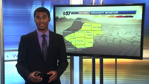 Abnormally dry conditions growing in Michiana