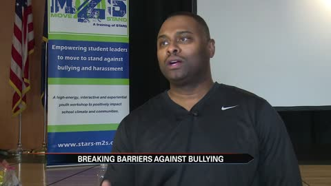 """Move 2 Stand"" program is teaching South Bend students how to deal with bullying"