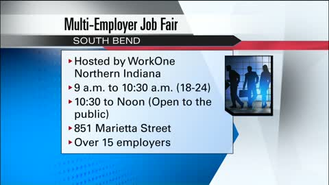 WorkOne hosting job fair in South Bend