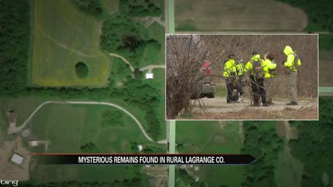 ISP conducting death investigation in LaGrange County