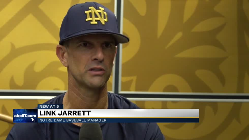 Notre Dame Officially Welcomes Link Jarrett As Their New