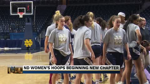 ND women's hoops beginning new chapter