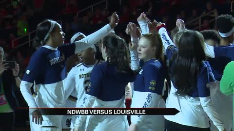 Notre Dame women's basketball looks ahead to ACC championship, possible NCAA title
