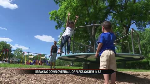 Nearly $50 million in investment headed to South Bend Parks