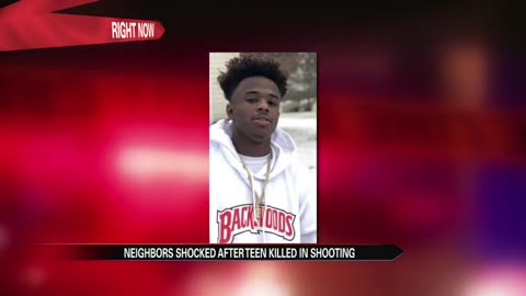 Neighbors react to South Bend double shooting