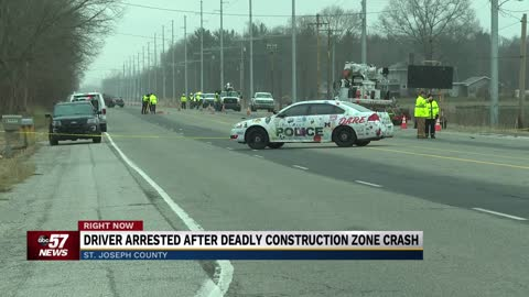 Neighbors react to tragic crash killing construction worker