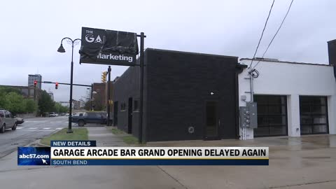 New bar & arcade in South Bend delays grand opening
