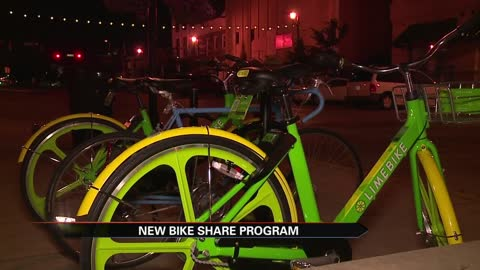 New bike sharing system coming to South Bend