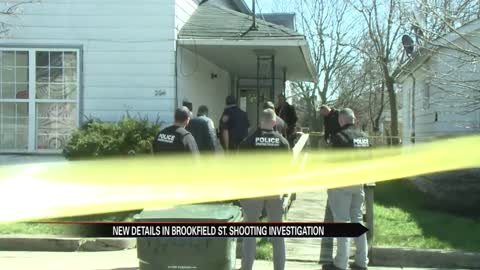 New details released in Brookfield Street shooting