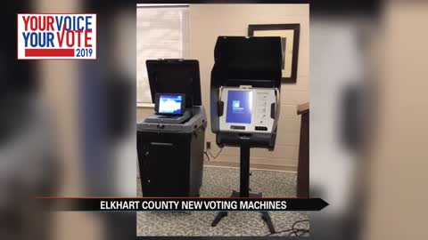 New hybrid voting machines coming to Elkhart County
