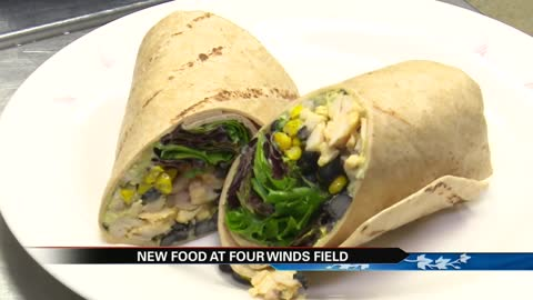 New comfort food favorites featured at Four Winds Field