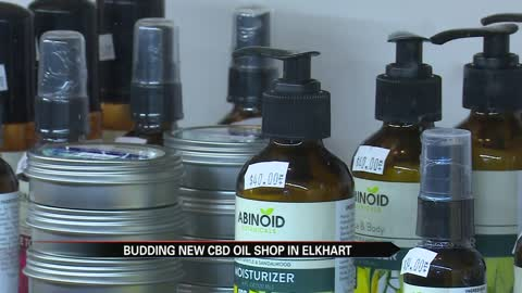New store brings CBD products to Elkhart as lawmakers debate the