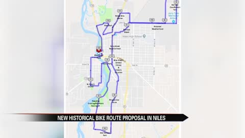Organizations planning historic bike path in Niles