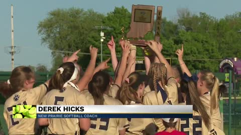 New Prairie softball wins sectional crown; baseball scores