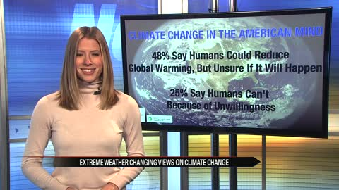 New report finds that more Americans believe in climate change