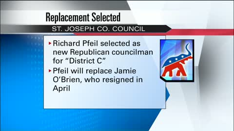 New Republican Councilman elected in St. Joseph County