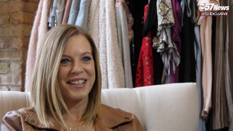 Web Exclusive: Owner chose boutique's name after struggle with infertility