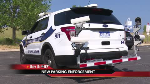 New technology helps track parking in St. Joe