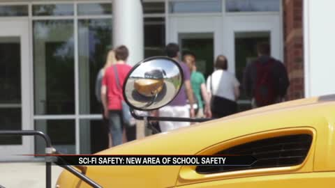 New technology used for school safety