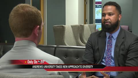New VP for Diversity hopes to help Andrews University progress