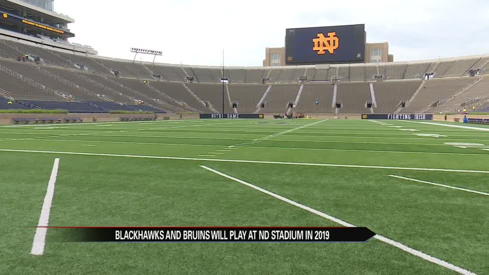 67c34a670 NHL Winter Classic coming to Notre Dame Stadium in 2019