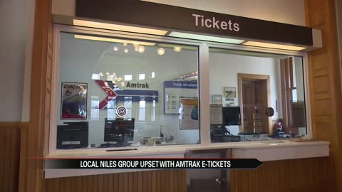Niles Depot to close ticketing window